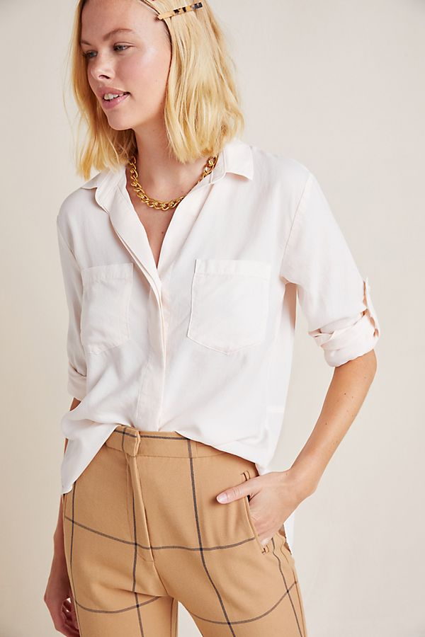 Slide View: 1: Cloth & Stone Lindsey Buttondown