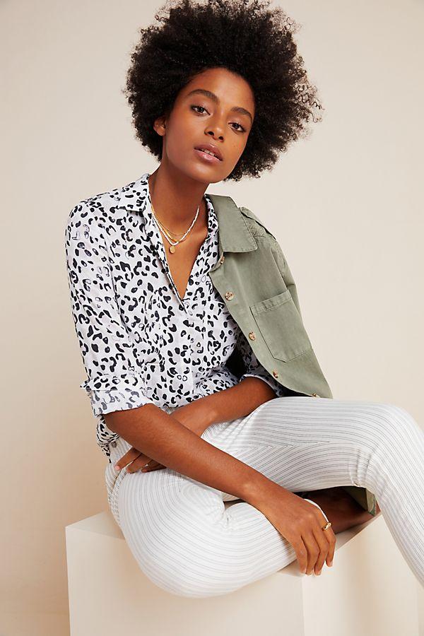 Slide View: 1: Cloth & Stone Classic Buttondown