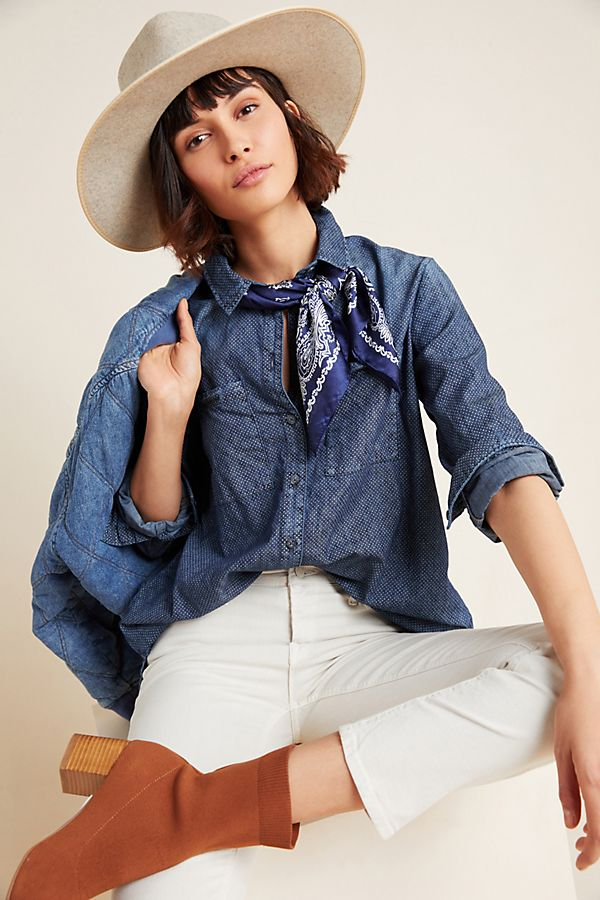 Slide View: 1: The Cate Classic Buttondown