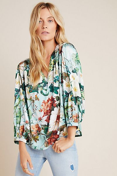 Giverny Blouse #3