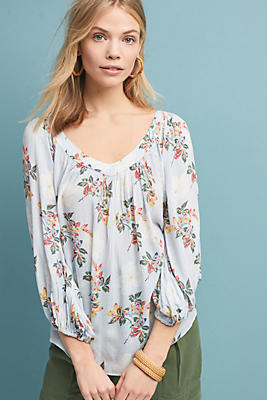 Slide View: 3: Boswell Blouse