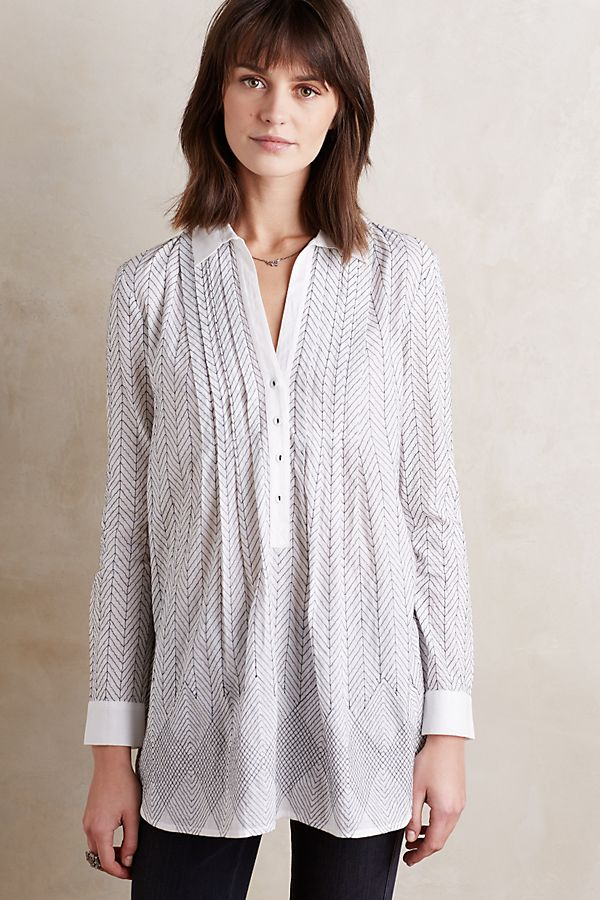 30a6f48cac76 Asha Embroidered Tunic   Anthropologie