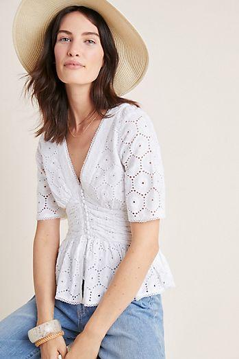 ecedc517547 White - Tops   Shirts For Women