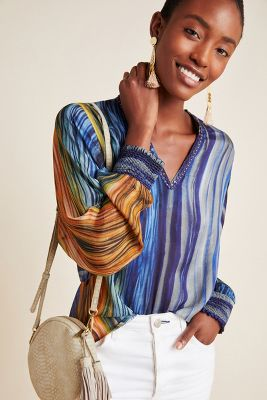 Sedona Peasant Blouse by Conditions Apply