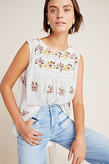 3b9422eb9a6 Tops & Shirts for Women | Anthropologie