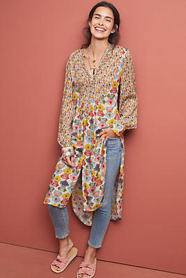 Slide View: 2: Lucia Tunic Blouse