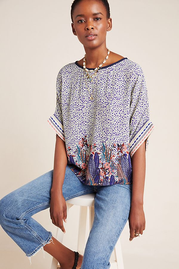 Slide View: 1: Arely Blouse