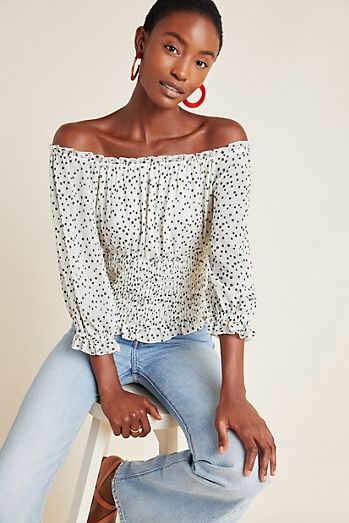 e9d9fada7753 Blouses for Women | Anthropologie