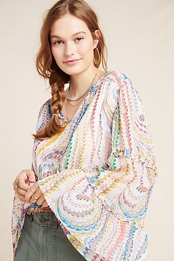 38d1ba122be Tops & Shirts for Women | Anthropologie