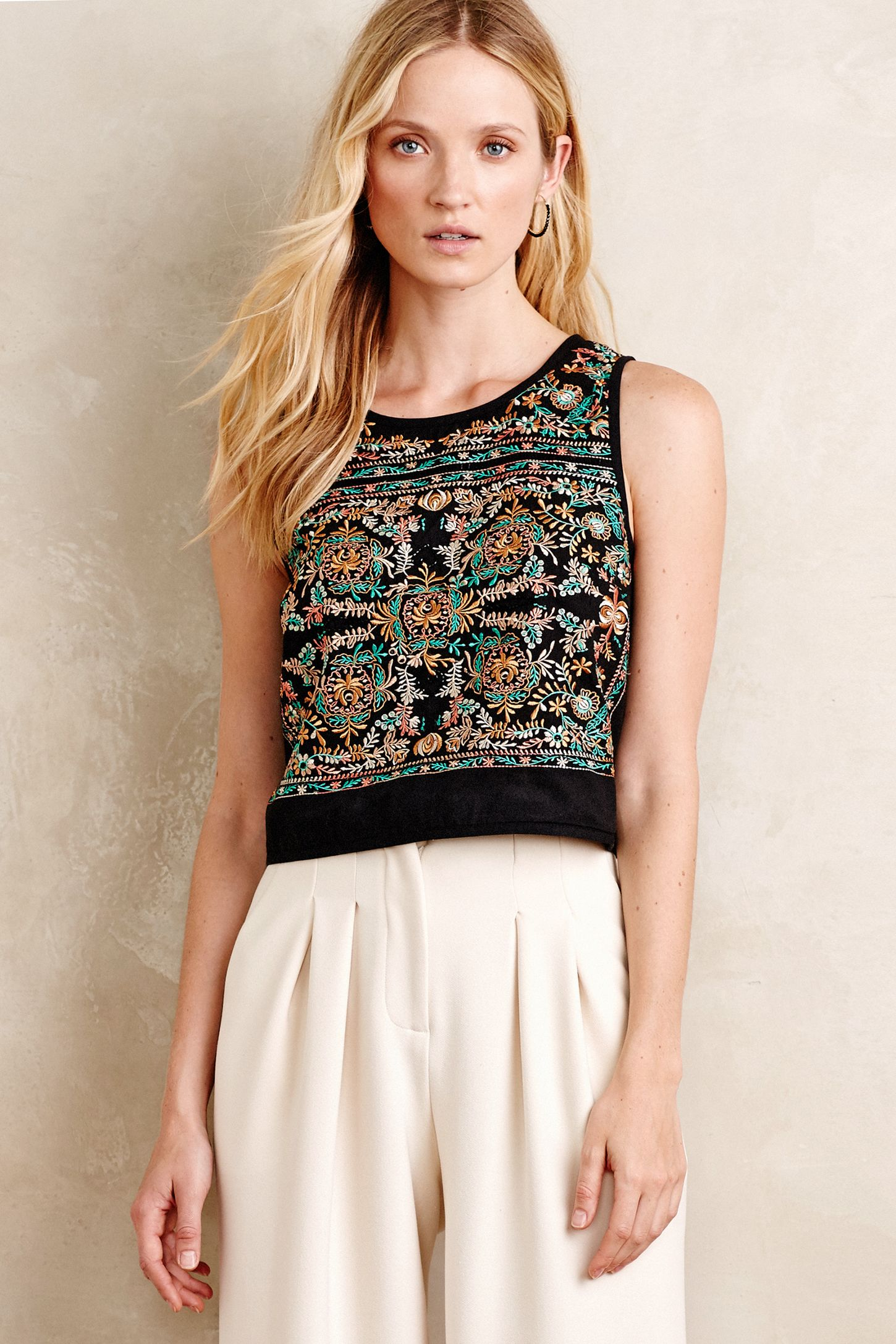 c1bab3525a7 Berbera Midi Top | Anthropologie