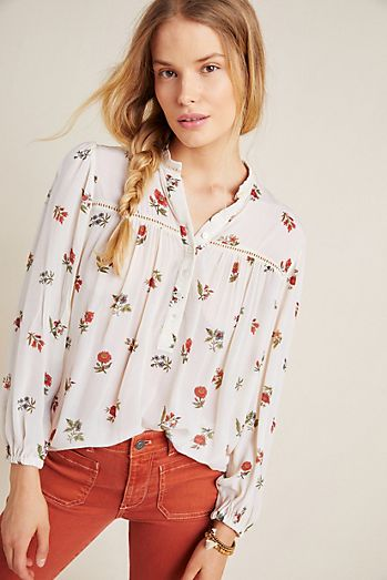 86f58697a Tops & Shirts for Women   Anthropologie
