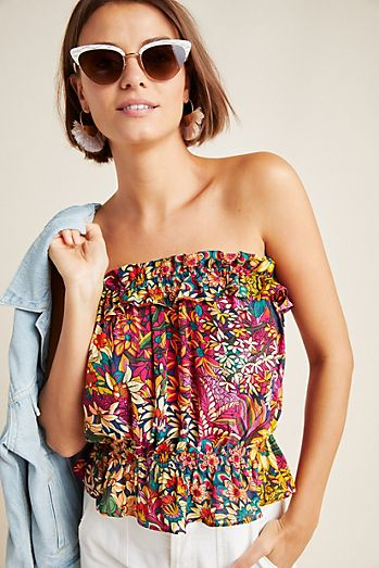 d66c1e3bb6 New Summer Tops | New Blouses | Anthropologie