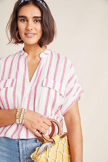 e3331d4ef96 Tops & Shirts for Women | Anthropologie
