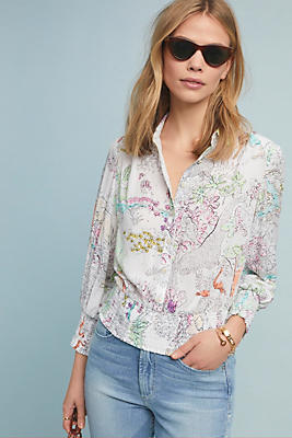 Slide View: 1: Rosa Blouse