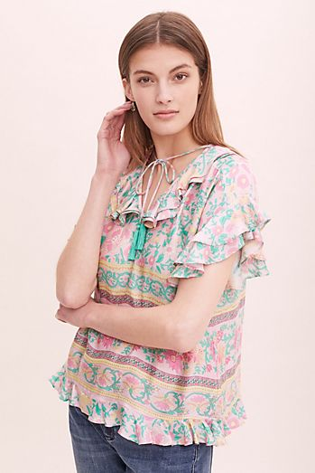 6a6c3ac1421855 Blouses & Shirts for Women | Anthropologie