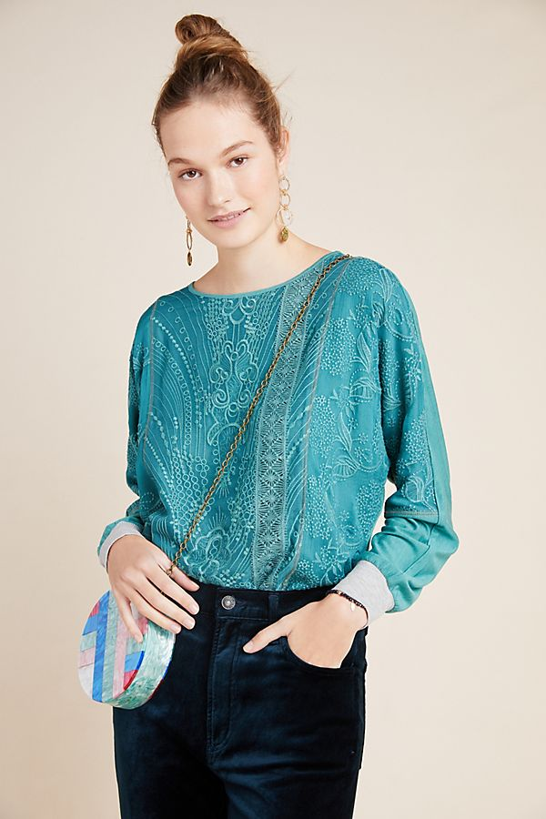 Slide View: 1: Kate Lace Top