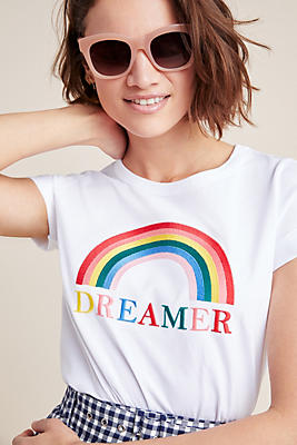 Slide View: 1: Dreamer Graphic Tee
