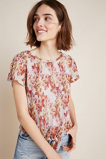 d4b9c7fadbf2a2 Tops, Tanks, & Tunics On Sale | Anthropologie