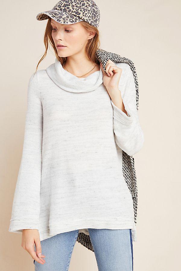 Slide View: 1: Risa Hacci Tunic Sweater