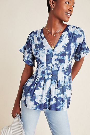 2b176b3c Tops & Shirts for Women | Anthropologie