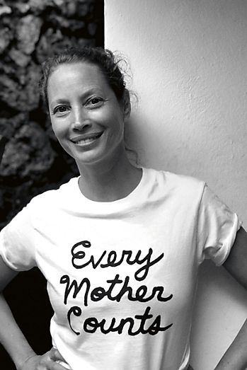 e09725cdacc Citizens of Humanity Every Mother Counts Graphic Tee