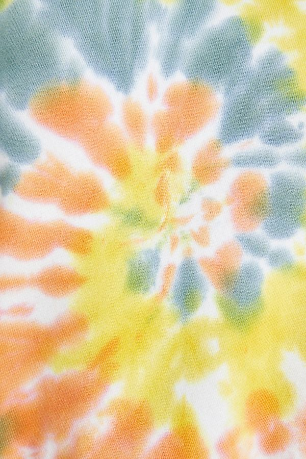Slide View: 4: AGOLDE Richie Tie-Dyed Sweatshirt