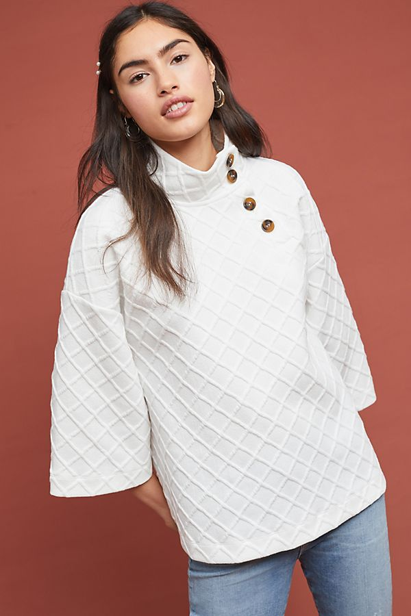 Thompson Buttoned Pullover