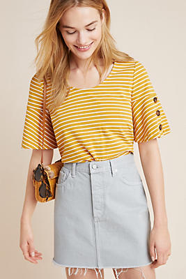 Slide View: 1: Canton Striped Top