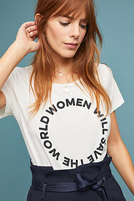Sol Angeles Women Empowerment Graphic Tee by Sol Angeles