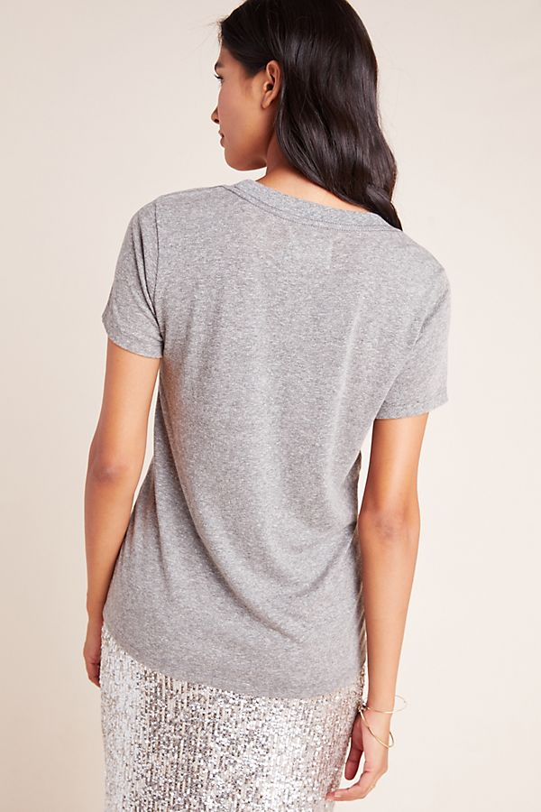Slide View: 1: Sol Angeles Star Foil Tee