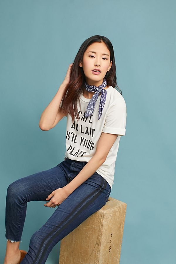 f4557abfd Sol Angeles Cuffed Graphic Tee | Anthropologie