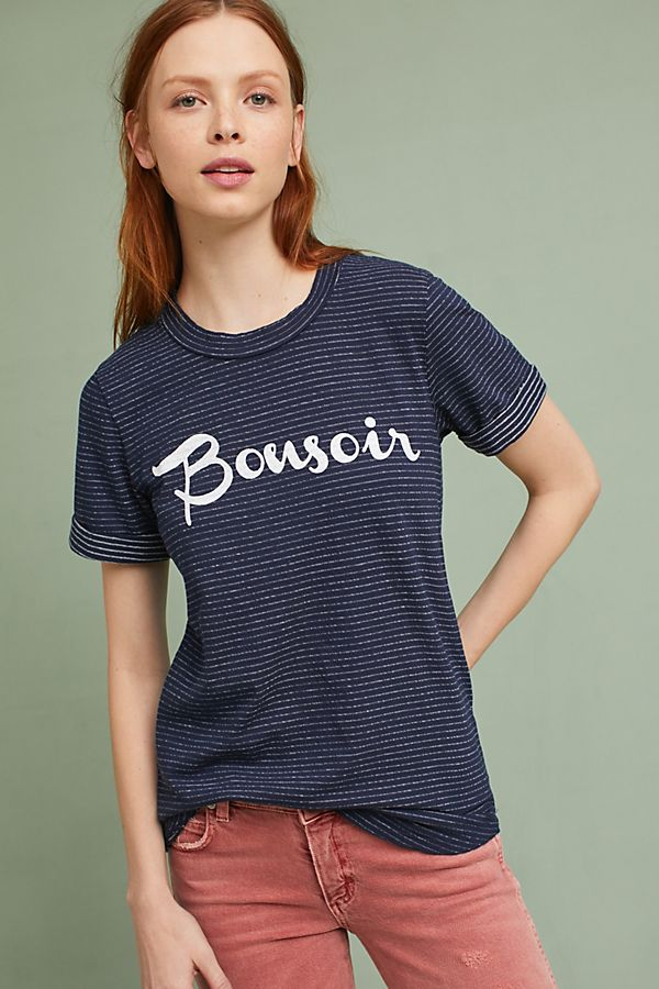 5dfb43cc9 Sol Angeles Rolled-Cuff Graphic Tee | Anthropologie