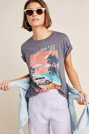 b88e3d1560a1d0 T-Shirts for Women | Women's Tees | Anthropologie