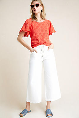 Slide View: 1: Bianca Lace Top