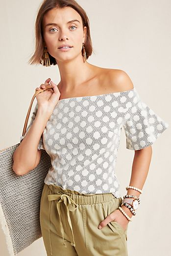 c3dd72403201 Lyra Off-The-Shoulder Top