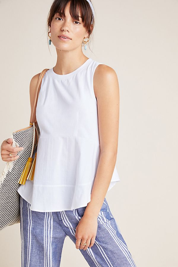 Slide View: 1: Emmylou Sleeveless Top