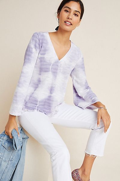 Kerry Tie-Dyed Pullover
