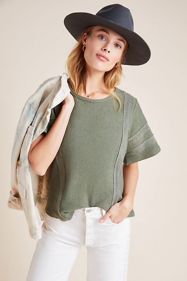 Slide View: 1: Lydia Lace Top