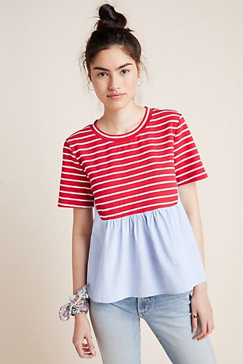 8625444d T-Shirts for Women | Women's Tees | Anthropologie
