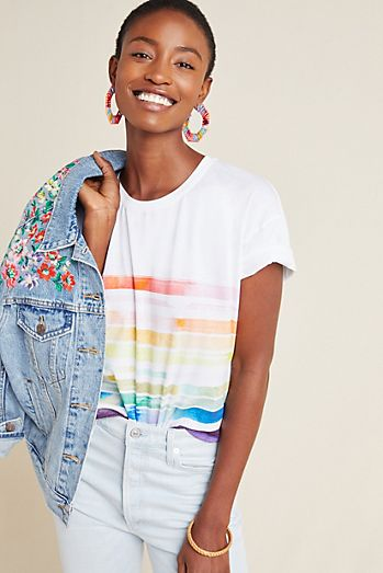 0b98ca115 Graphic Tees for Women | Anthropologie