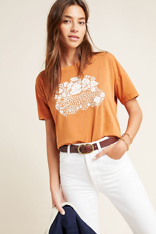 Slide View: 1: Blossom Graphic Tee