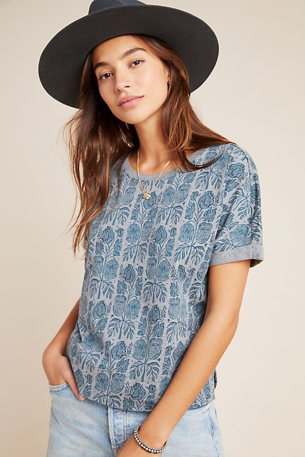 Slide View: 1: Blossom Banded Top