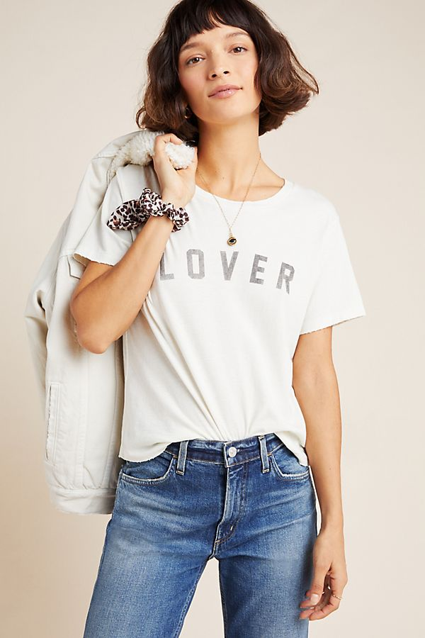 Slide View: 1: Lover Graphic Tee
