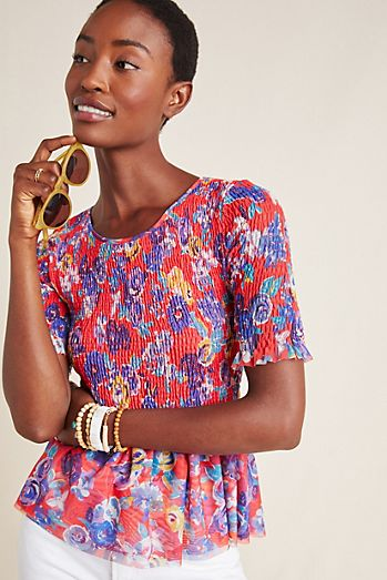 c82a8d744d007 Blouses for Women | Anthropologie