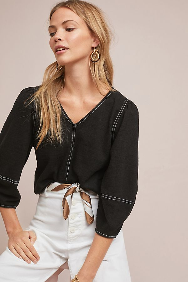 a2811219457 Delilah Structured Top