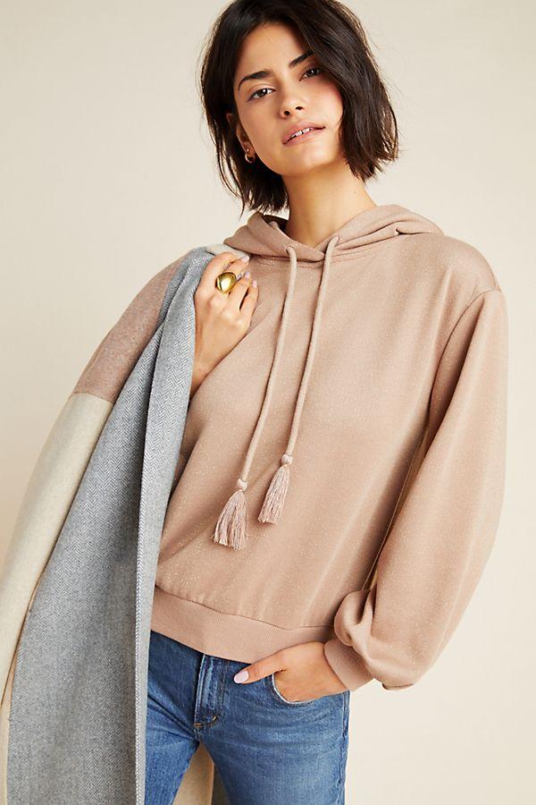 Slide View: 1: Shimmer Sweatshirt