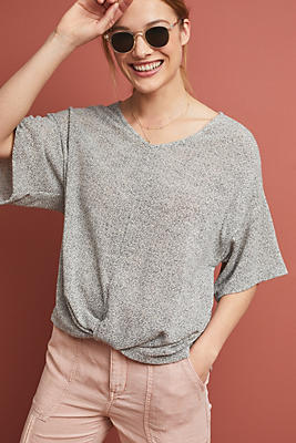 Slide View: 1: Nandini Twisted Top