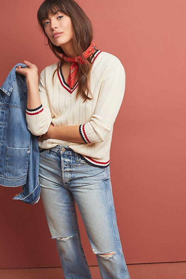 Slide View: 1: Davina Sweater