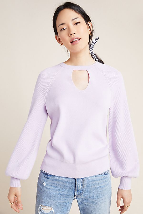 Mary Knit Pullover by Anthropologie