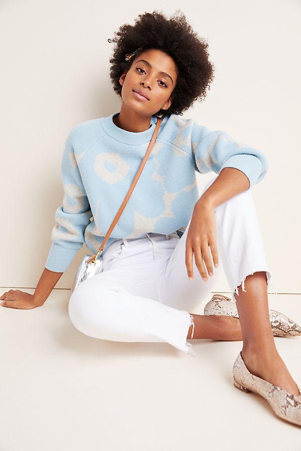 Slide View: 1: Marimekko Kietoa Wool Sweater